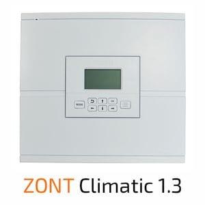 Автоматический контроллер ZONT Climatic 1.3