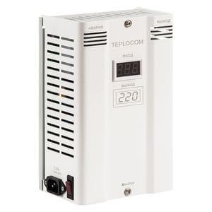 Инверторный стабилизатор для газовых котлов отопления TEPLOCOM ST-1000 INVERTOR
