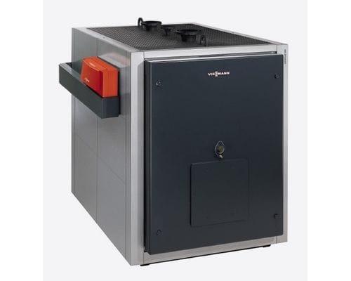 Котел Vitoplex 200 с Vitotronic GC1B 1100 кВт для монтажа подходящей горелки