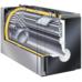 Котел Vitoplex 200 с Vitotronic GC1B 1600 кВт для монтажа подходящей горелки
