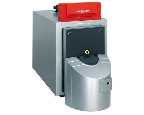 Котел Vitoplex 200 GC1B 120 кВт для монтажа подходящей горелки