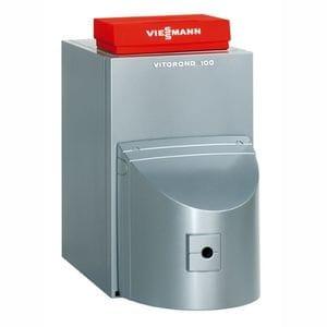 Котел Vitorond 100 22 кВт KC4B c дизельной горелкой