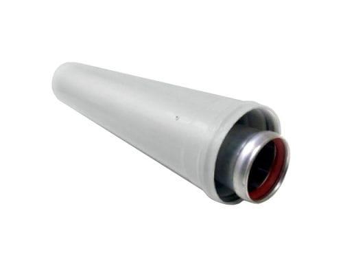 Труба коаксиальная LAS D=60/100 мм, длина 1 м