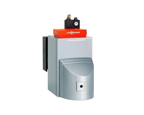 Дизельный котел Viessmann Vitorondens 200-T 20,2 кВт с горелкой Vitoflame 300 BR2A019