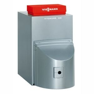 Котел Vitorond 100 27 кВт KC4B c дизельной горелкой