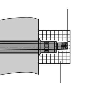 Защитная решетка к дымоходу Vitopend № 7337276