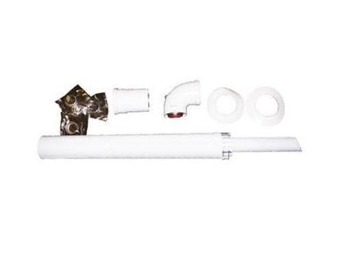Комплект дымохода для Vitopend D=60/100 мм (против обледенения)