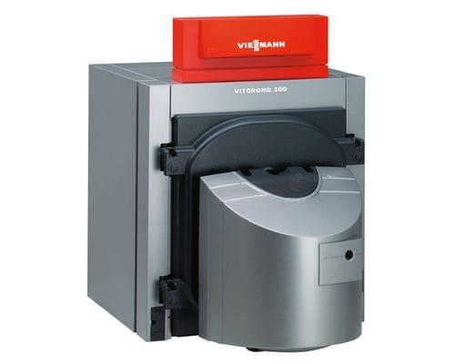 Vitorond 200 с автоматикой GC1B 125 кВт c дизельной горелкой