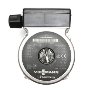 Двигатель насоса UP-15/50 Viessmann № 7828741