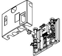 Комплект подключения отопительного контура Vitodens 200-W B2HA 45-60 кВт