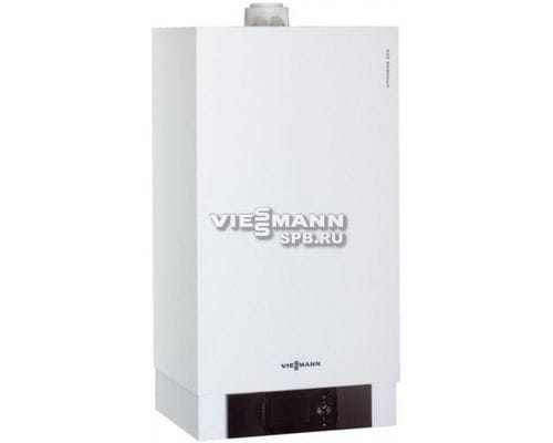 Газовый котел Viessmann Vitodens 200-W 13 кВт c автоматикой Vitotronic 100 HC1B B2HB362