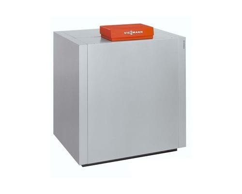Газовый котел Viessmann Vitogas 100-F 108 кВт c автоматикой KC4B GS1D906