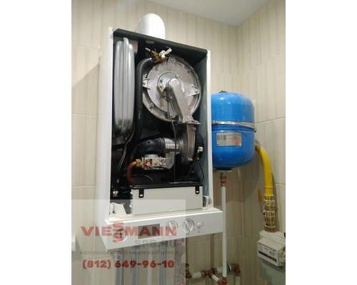 Обслуживание котлов Vitodens 100-W