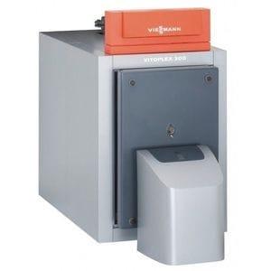 Котел Vitoplex 300 c Vitotronic 100 тип CC1E мощностью 300 кВт