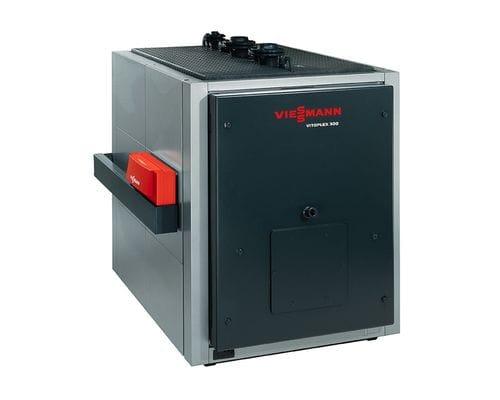 Котел Vitoplex 300 с Vitotronic 100 CC1E, мощностью 1000 кВт TX3A911